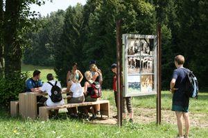 Lebensblickeweg Sarleinsbach