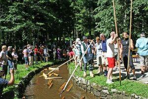 Schwarzenberger Schwemmkanal Böhmerwald
