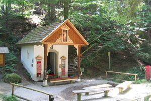 Chagerkapelle Sarleinsbach
